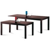 Coco Extendible Rectangular Dining Table - 90cm x 160cm