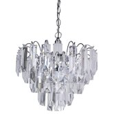Sigma Large Four Light Chandelier