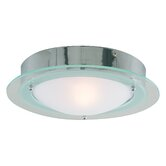 Bathroom Light Marble Base Flush Mount