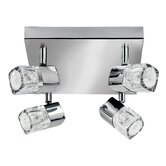Blocs Semi Flush Mount Light