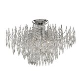 Waterfall Semi Flush Mount