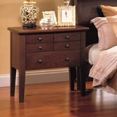 Novara 5 Drawer Nightstand
