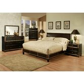 Soho 5 Piece Platform Bedroom Set