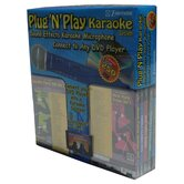 Special Effects DVD Karaoke Microphone