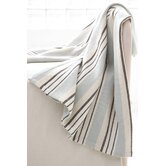 Woven Vanilla Sky Cotton Throw