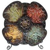 Hazelwood Home Decorative Plates