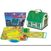 Farmland Country Stable Day Tote &amp; Playset