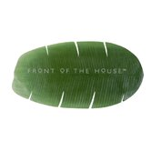 Banana Leaf Table Runner (Set of 2)