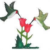 "30"" Hummingbirds Weathervane"