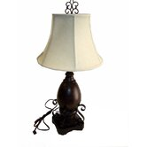 Cheungs Rattan Table Lamps