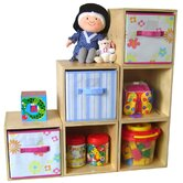 A+ Child Supply Cubbies