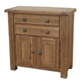 Danube Small Sideboard in Weathered Oak