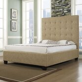 Malibu-X Panel Bed
