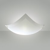 Forte 1 Light Flush Mount