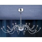 Kasper 20 Light Chandelier