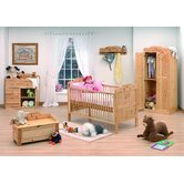 Rozana 7 Piece Nursery Set in Natural