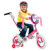 Girls 12&quot; Juvenile Petunia Bike with Training Wheels