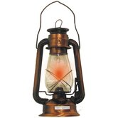 12&quot; Lone Star Electric Hurricane Lantern