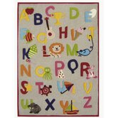 Kinder Alphaland Kids Rug