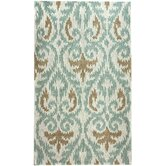 Pop Only Hearts Beige/Blue Rug