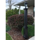 Signature Lamp Post with Mount