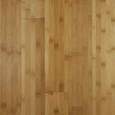 "Premium Green Bamboo 3-3/4"" Solid in Carbonized Horizontal"