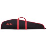 Marlin Scoped Rifle Case in Black / Red