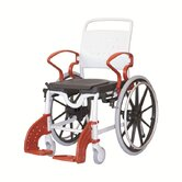 Genf Self-Propeling Shower Commode Chair