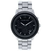 Men's Sport Watch with Black Chronograph Dial