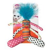 Cat Crinkle N Rattle Floppy Fred