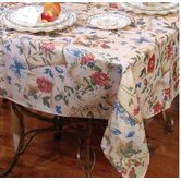 European Garden Tablecloth