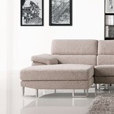 Solana Left Cotton Sectional