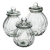 Onion Jar (Set of 3)