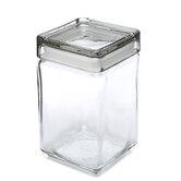 1.5-qt Stackable Jar (Set of 4)