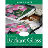 Radiant Gloss Inkjet Papers (Set of 20)