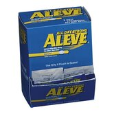 Aleve Pain Reliever Tablets, Blue