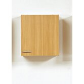 Casa Wall Cabinet in Beech with Door
