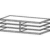 Tvilum Shelves