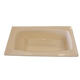 "72"" x 36"" Whirlpool and Air Massage Rectangular Bath Tub"