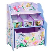 Disney Fairies 3 Tier Storage Organizer and Toy Box