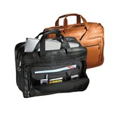 Vaqueta Napa Briefcase for Oversized Laptops