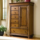 Shenandoah Valley 6 Drawer Gentleman's Chest