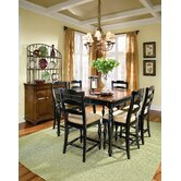 Shenandoah Valley Counter Height Dining Table