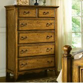 Blue Ridge Retreat 6 Drawer Chest