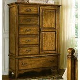 Blue Ridge Retreat 6 Drawer Gentleman's Chest