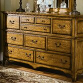 Blue Ridge Retreat 10 Drawer Dresser