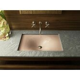 Iron Tones Cast Iron Bathroom Sink