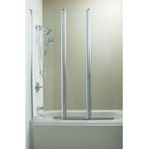 Minima Pivot Door Triple Panel Shower Enclosure