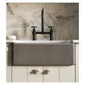 Alcott 25&quot; x 22&quot; Undermount Kitchen Sink with Evenweave Design