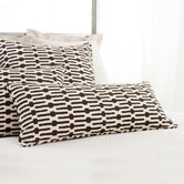 Neutral Territory Links Double Boudoir Decorative Pillow in Tobacco